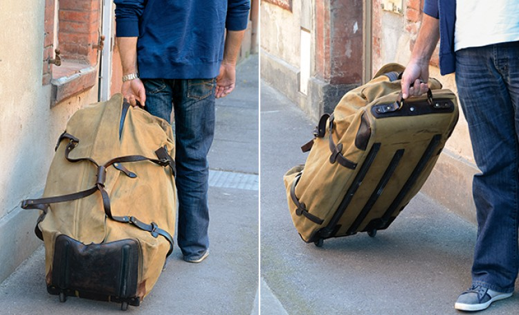 avantages sac de voyage a roulettes